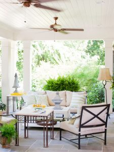 Rent outdoor home furniture for the Summer