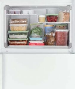 freezing fresh food tips