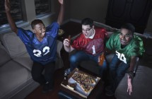 It's football season! The essentials to building your man cave