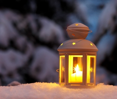 Outdoor Winter Decorations