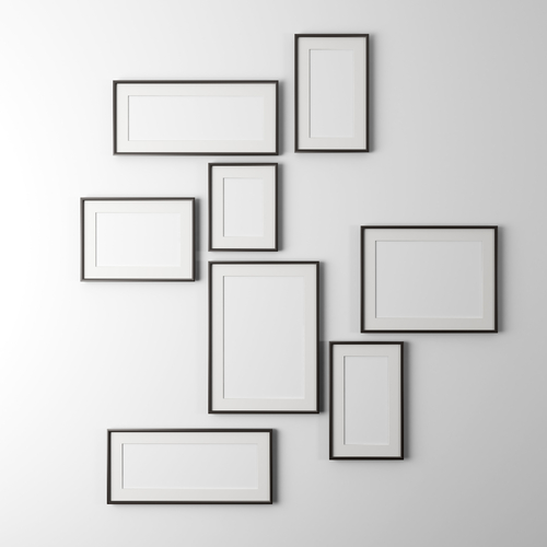 how to decorate your wall with great artwork - shoprto