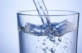 Feeling under the weather? Drink some water, you might be dehydrated.