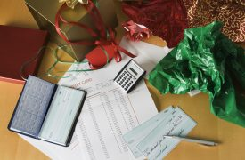 Avoid debt and budget for Christmas