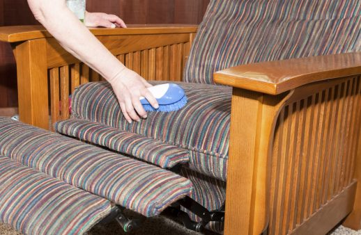 Tips on how to clean your furniture.