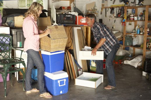 Tips to get rid of clutter