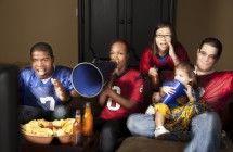 Rent an HD for Superbowl Sunday