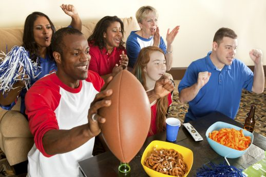 Make your super bowl party special