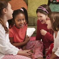 How to create the best sleepover for the kids