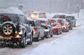 Tips to a winterized car