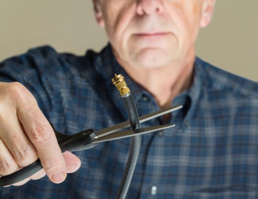 Save money by cutting cable tv